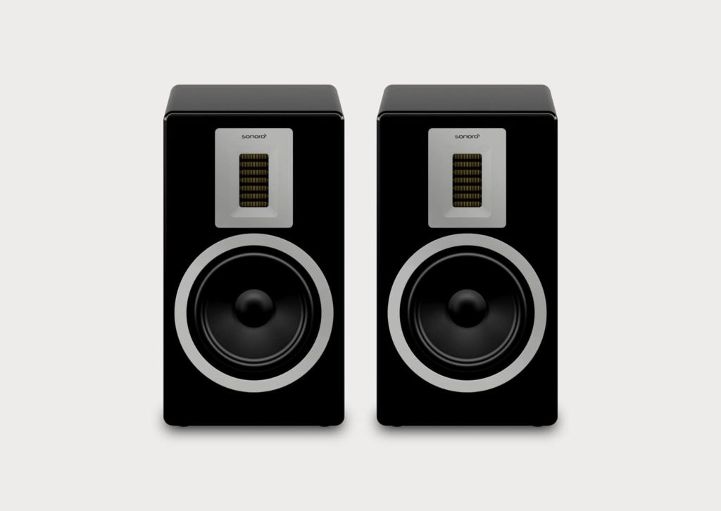 Sonoro Orchestra Lautsprecher Farbe schwarz matt neu kaufen Test