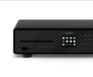 Sonoro Maestro Hifi Receiver Radio Farbe schwarz matt neu kaufen Test