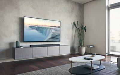 Neue Soundbar HT-A7000 von Sony bietet realistischen Surround Sound