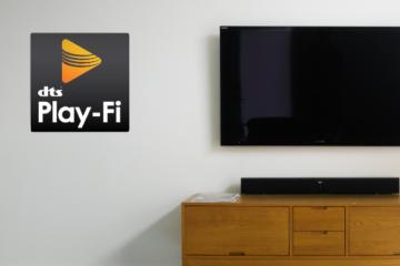 DTS-Play-Fi Heimkino Technologie Surround Homecinema kabellos wireless