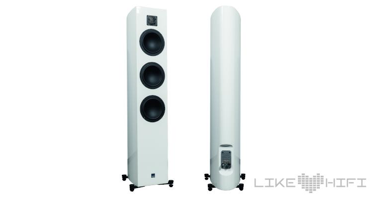 Test: Gauder Akustik Arcona 100 Mk II - 3-Wege Standlautsprecher Review Box