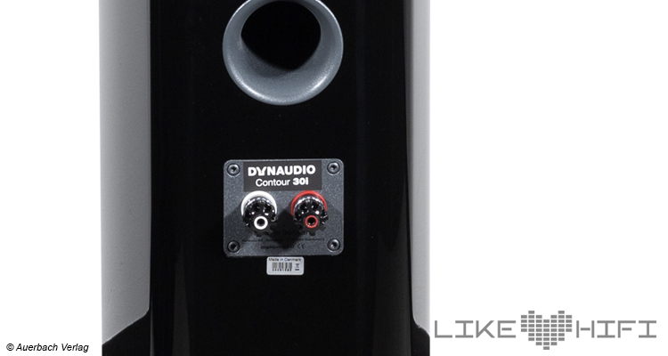 Test: Dynaudio Contour 30i Standlautsprecher Speaker Review WBT Amping