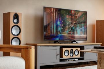 Monitor Audio Silver 500 Speaker Lautsprecher Ash Esche News Test Review