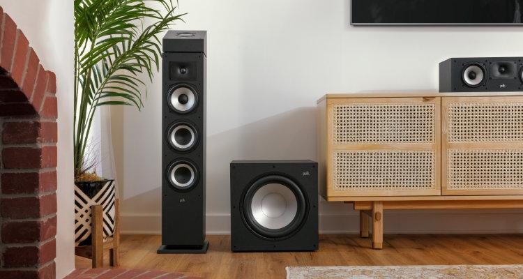 Polk Audio Monitor XT-Serie - Ambiente