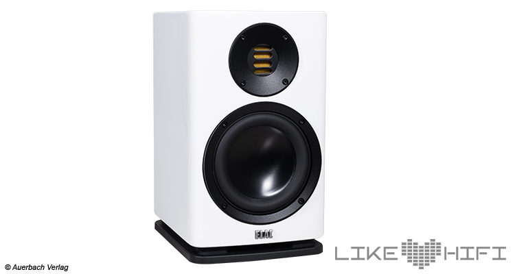 Elac Solano BS283 Regallautsprecher Test Review Speaker