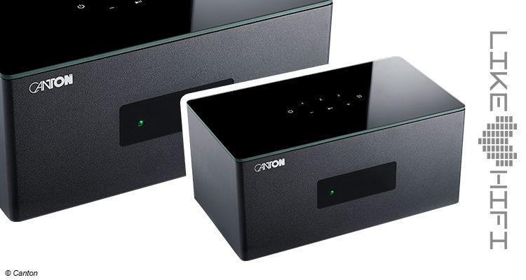 Test: Canton Smart Amp 5.1 - Heimkino AV-Verstärker Review