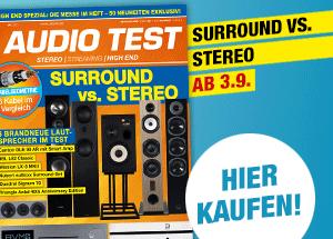 AUDIO TEST Ausgabe 06/2021 Lautsprecher Stereo Surround Test Review Magazin