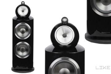 Bowers Wilkins 800 D3 Diamond Lautsprecher Speaker Test Review