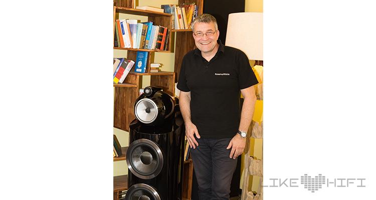 Bowers Wilkins 800 D3 Diamond Lautsprecher Speaker Test Review Ulf Soldan B&W