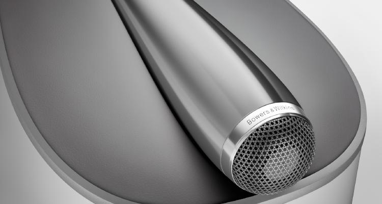 Bowers & Wilkins 800 Serie Diamond (D4) B&W Lautsprecher Speaker High End News Hochtöner Diamant