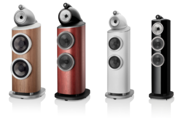 Bowers & Wilkins 800 D4 Diamond Series Lautsprecher High End Speakers B&W News Test Review