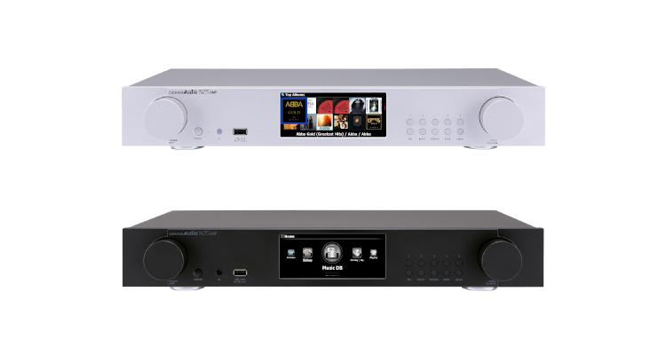CocktailAudio  Netzwerkstreamer N25Amp Amp digitale Endstufe Streamer silver silber black schwarz 2021