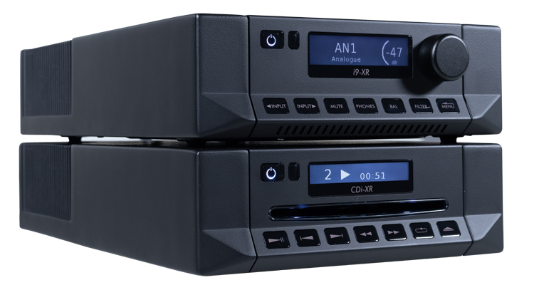 Cyrus Audio i9-XR CDi-XR XR-Serie CD-Player Verstärker