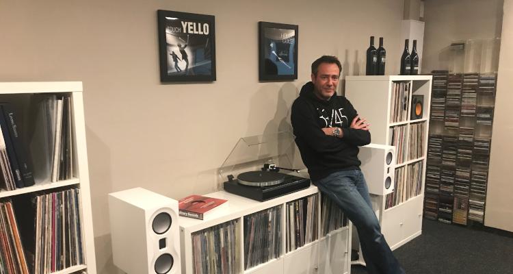 Fachhändler des Monats Die Stereoanlage Hamburg Torge Benthien Fachhändler HiFi