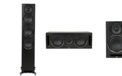 UBR62 Regal-, UFR52 Stand- und UCR52 Center-Lautsprecher