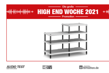 HIGH-END-WOCHE-2021 Creaktiv Little Reference Double HiFi Rack