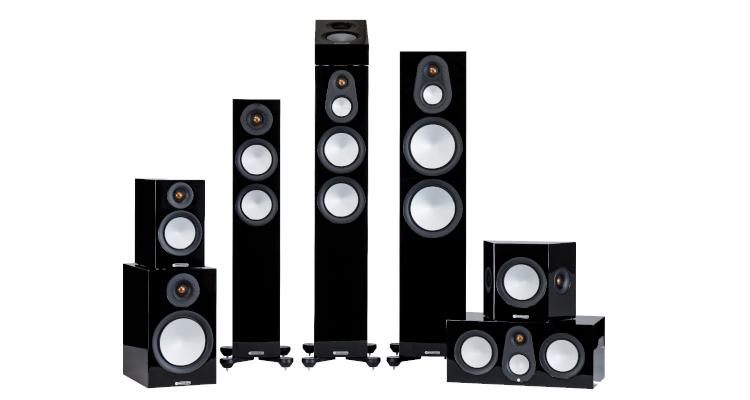 Monitor Audio 7. Generation Silver Serie Lautsprecher Speaker News Test Black Schwarz