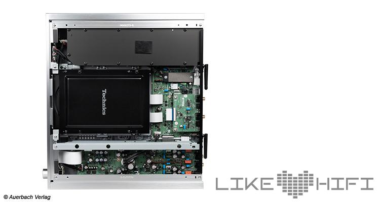 Technics Grand Class SL-G700 Netzwerkplayer SACD Player Spieler Test Review