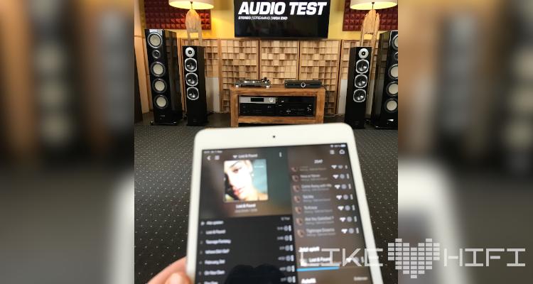 Preview Roksan Attessa Streaming Amplifier Verstärker Test Review Black Schwarz