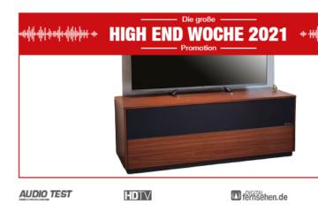 HIGH END Woche 2021: Das Highlight von Roterring – Möbelserie Scaena Protekt (Nubert-Edition)
