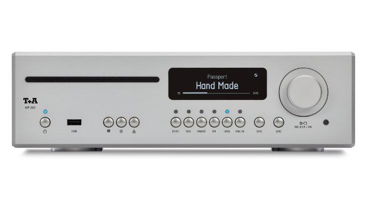 T+A elektroakustik MP 200 Serie Multi Source Player