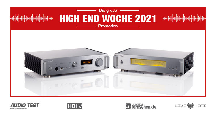 Teac 701 HIGH END WOCHE 2021