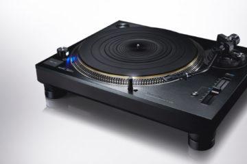 Technics SL-1210G Direct Drive Plattenspieler Turntable black schwarz