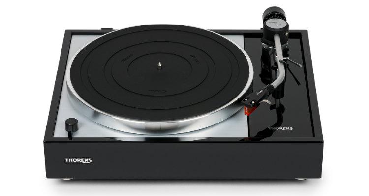 Thorens TD 1500 Subchassis Plattenspieler Turntable Direct Drive Direktantrieb Schwarz Black 2021 News Test Review