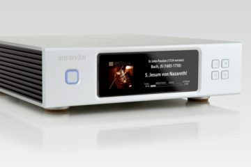 Aurender N200 Musikserver Streaming Server Network News Test Review