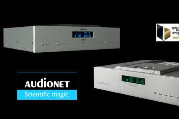 Audionet neue CD-Player: Art G5 & Planck2 News Test Review
