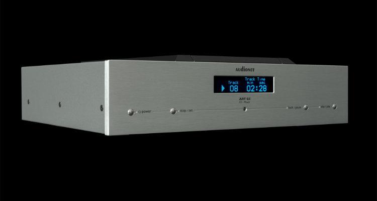 Audionet Art G5 CD Player Spieler 2021 News Test Review