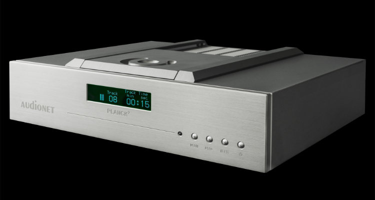 Audionet Planck2 CD Player Spieler 2021 News Test Review