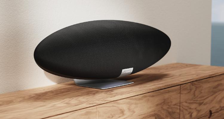 Bowers & Wilkins Zeppelin 2021 Bluetooth Lautsprecher Speaker Wireless B&W News Test Review Black