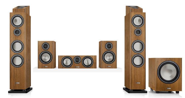 Cantons neue Lautsprecher-Serie: Townus