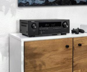 Denon AV-Receiver AVR-S760H und AVR-S660H - Die AV-Receiver der S-Reihe mit 8K Phonoanschluss und DSD 5,6 MHz