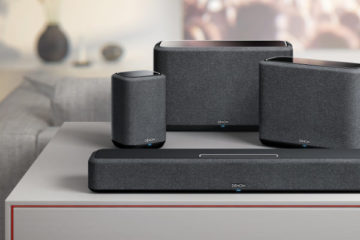 Denon Home Wireless Lautsprecher Speaker News Test