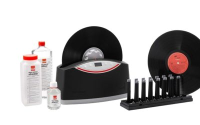 Knosti Plattenwaschmaschine Disco-Antistat Ultrasonic mit Ultraschall