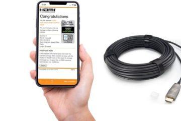 In-Akustik HDMI-Kabel Exzellenz Ultra High Speed 4K 8K Heimkino