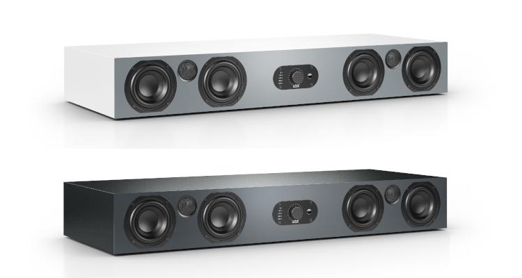 Nubert Soundbar nuBoxx AS-425 max Eisgrau Graphit kaufen Preis Lautsprecher Aktiv