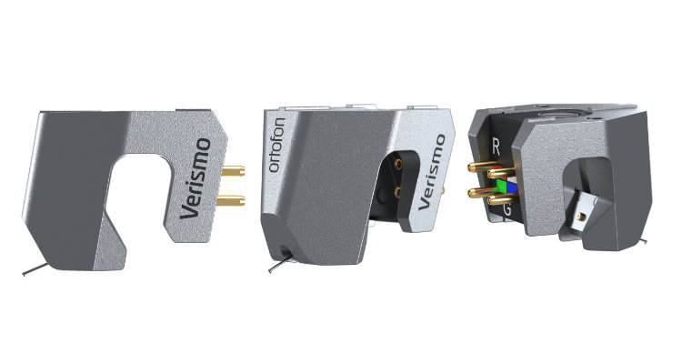 Ortofon MC Verismo - Tonabnehmersystem High End HiFi Ansichten