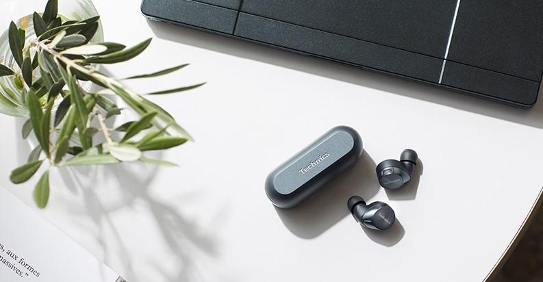Technics EAH-AZ60 und EAH-AZ40 True-Wireless Kopfhörer InEar In-Ear
