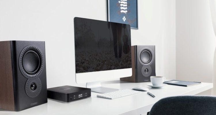 Mission LX Connect Drahtloser kabelloser wireless Aktivlautsprecher