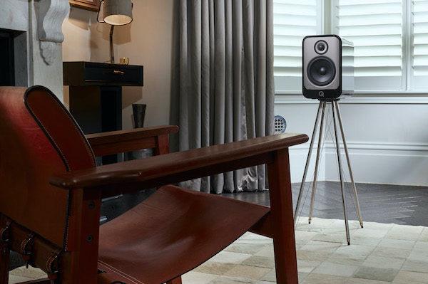 Q Acoustics Concept 30 Lautsprecher Speaker News Test Review